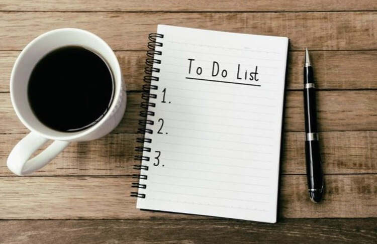How to make your own to-do list!
